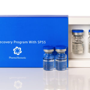 Pharma Hermetic Hair Recovery Programme with SP55